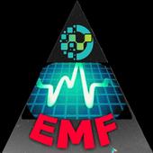Metal & EMF Detector free with lat-long icon