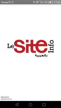 Le Site Info بالعربية poster