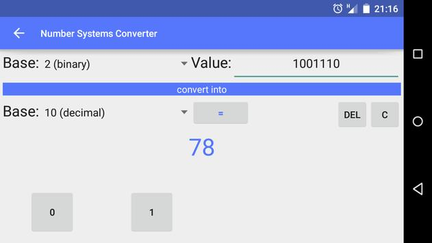 IT Calc screenshot 1