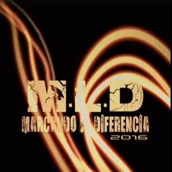M L D Radio poster