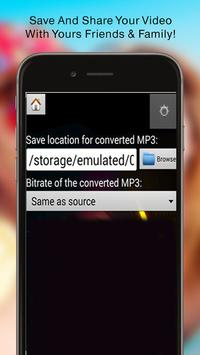 convert mp3 audio to mp4