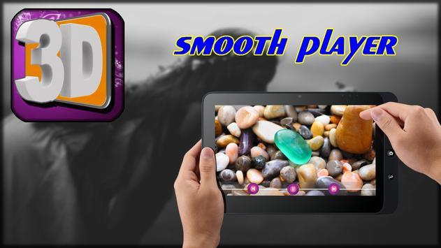 3d video player apk screenshot