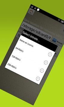 mp4 Format To mp3 Convert screenshot 1