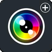 天天拼图-趣拼 p图自拍&照片编辑& 和相片拼立得 拼贴趣 icon