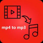 mp4 Video mp3 Audio Convert icon