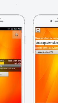 mp4 Video mp3 Audio Convert screenshot 2