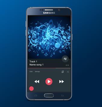 MIX MP3 Player Free apk screenshot
