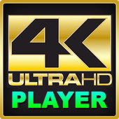 4K Ultra HD MP3 Player icon