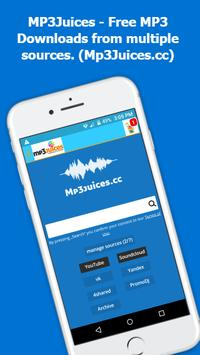 MP3Juices - Free MP3 Downloads poster