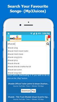 MP3Juices - Free MP3 Downloads screenshot 1