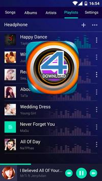 4 Shared Mp3 Gratis screenshot 3