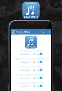 Mp3 Music Downloader screenshot 6