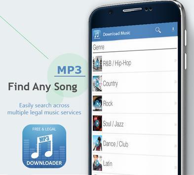 Mp3 Music Downloader screenshot 7