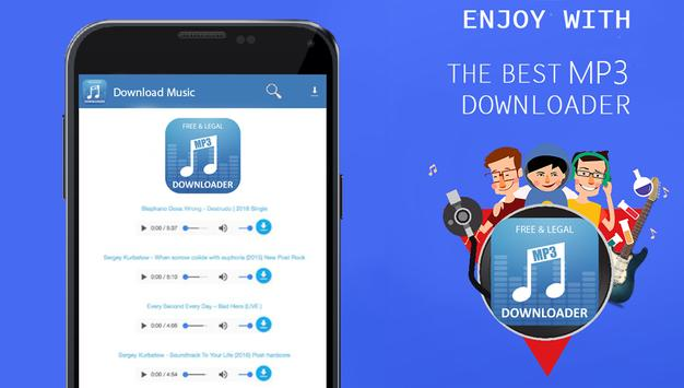Mp3 Music Downloader screenshot 15