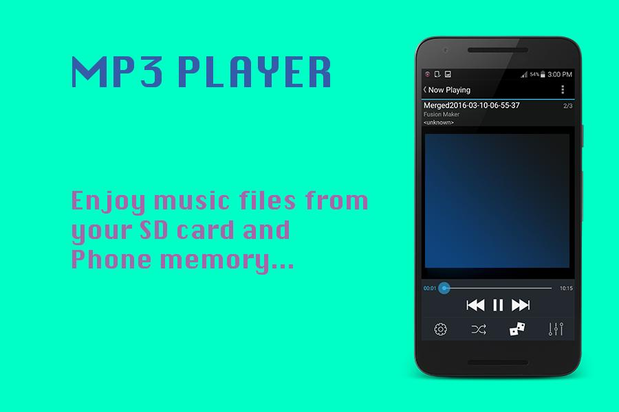 download mp3 player apk file