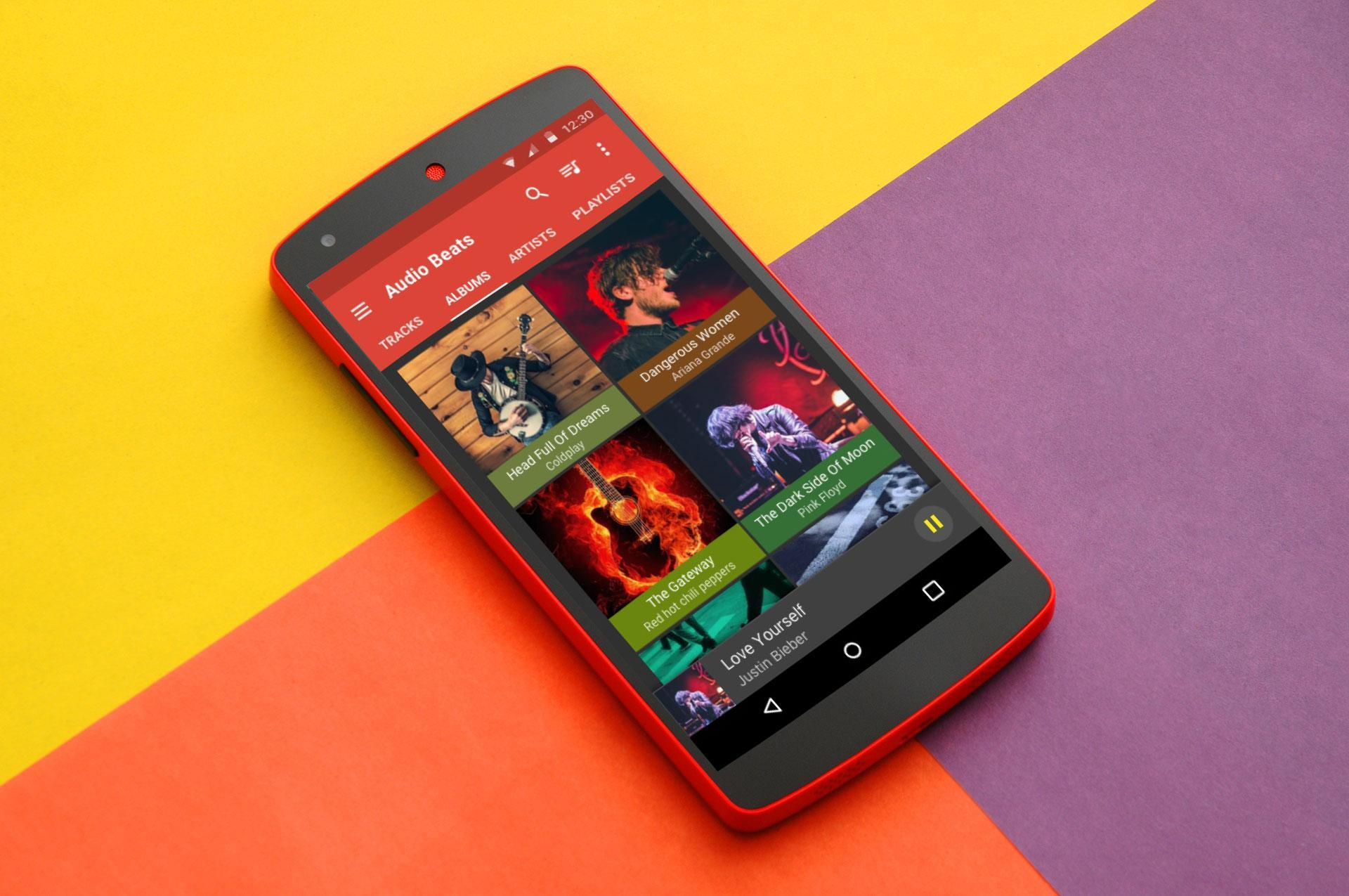 Music Player - Mp3 Player, Audio Beats Classic for Android