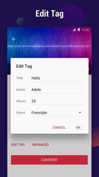 Video to MP3 Converter - MP3 cutter, video cutter screenshot 4