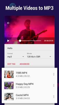 Video to MP3 Converter - MP3 cutter, video cutter poster