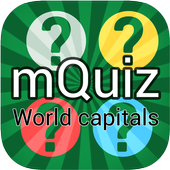 World Capitals and Cities Quiz icon
