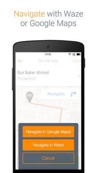 Transtek Transport Driver screenshot 4