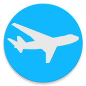 Cheap Flights Airline Booking icon