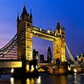 London Photo Wallpaper Clock icon
