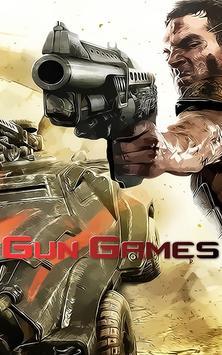 Gun Games Free poster