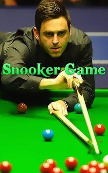 Snooker Game Free poster