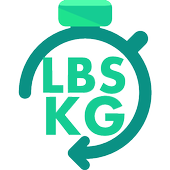 Lbs to Kg Converter (Kg to Lbs) icon