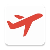 Flight Deals Airline Booking icon