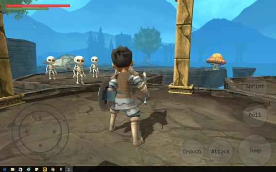 The Legend of ASTH apk screenshot