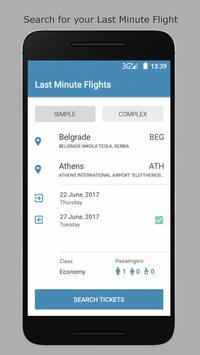 Last Minute Cheap Flights poster