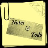 Notes & Todo icon