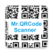 Mr.QR Code Scanner Free icon