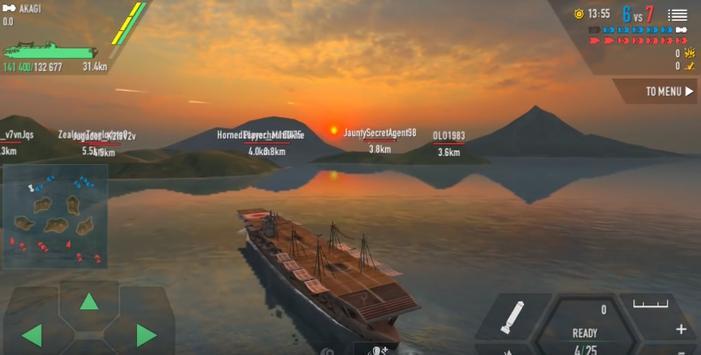 Guide For Battle Warship poster