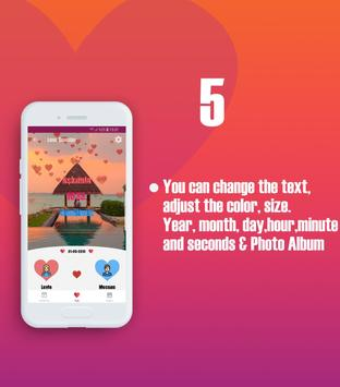 Love Counter, Been Love, Day Counter 2018 screenshot 4