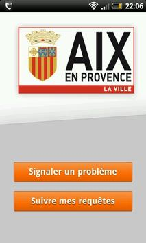 Requêtes Aix'Press poster