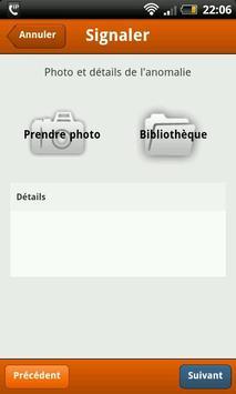 Requêtes Aix'Press apk screenshot