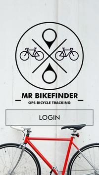 Mr BikeFinder poster