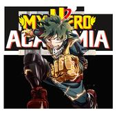 My hero wallpaper HD icon