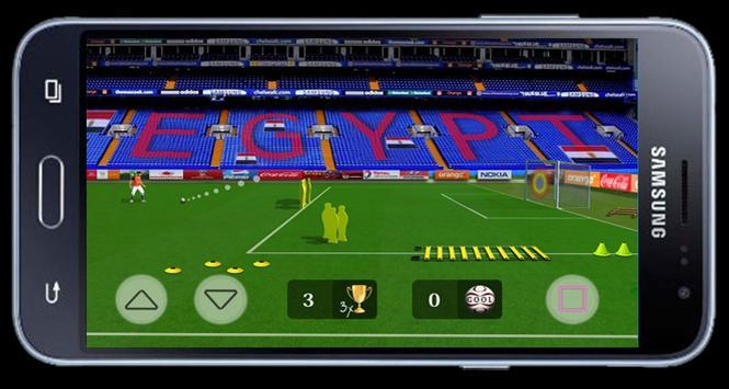 Taladros de fútbol fifa18 captura de pantalla 3