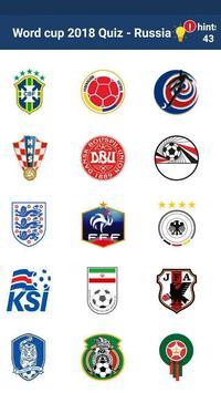 World Cup Football Logo Quiz – RUSSIA 2018 Quiz ⚽️ for