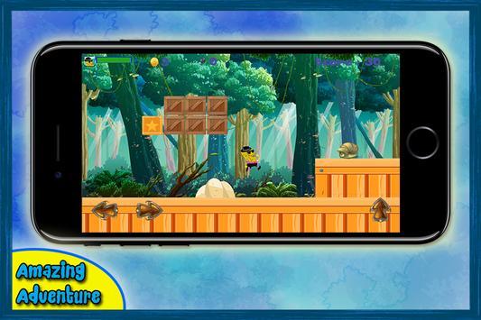 Sponge amazing adventure world apk screenshot