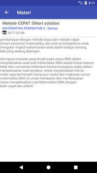SMAN 1 Wongsorejo SISWA screenshot 6