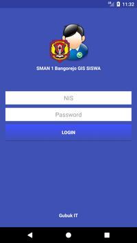 SMAN 1 Bangorejo SISWA screenshot 1