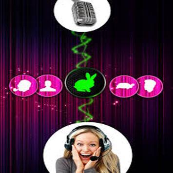برامج تغير صوت المتصل apk screenshot