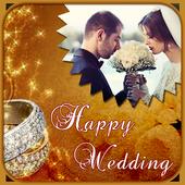 Viva Wedding Photo Frame icon