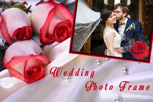 Viva Wedding Photo Frame poster