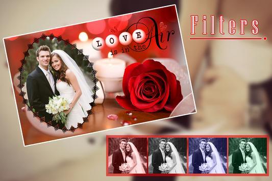 Viva Wedding Photo Frame apk screenshot