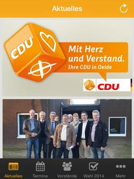 CDU Oelde screenshot 10